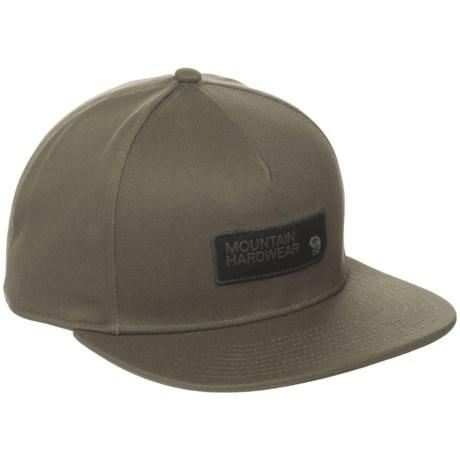 Mountain Hardwear Clockwork Baseball Cap (For Men) in Green Fade
