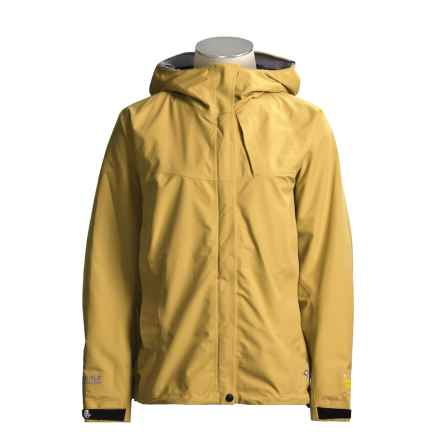 Mountain Hardwear Cloud Gore-Tex® Jacket - Waterproof (For Women) in Sauterne - Closeouts