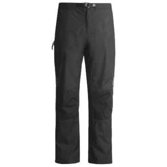 Mountain Hardwear Cohesion Pants - Conduit® DT (For Men) in Black
