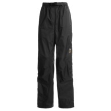 Mountain Hardwear Cohesion Pants - Conduit® DT Shell (For Women) in Black - Closeouts