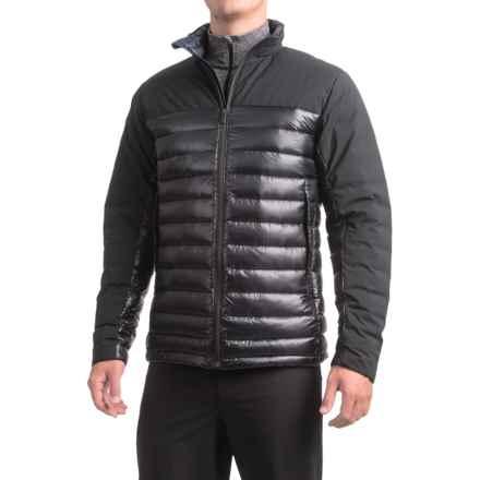 Mountain Hardwear Cole Haan ZeroGrand® Commuter Down Jacket (For Men) in Black - Closeouts