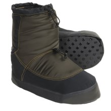Mountain Hardwear Compressor Booties - Insulated (For Men) in Otter - Closeouts