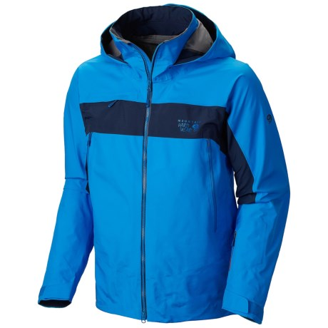 photo: Mountain Hardwear Compulsion 3L Jacket waterproof jacket