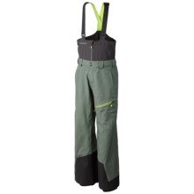 Mountain Hardwear Compulsion 3L Dry.Q Elite Ski Pants (For Men) in Vert - Closeouts