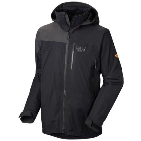 photo: Mountain Hardwear Compulsion 2L Jacket waterproof jacket