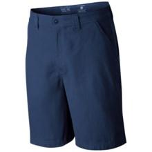 Mountain Hardwear Cordoba Casual Shorts - UPF 50 (For Men) in Collegiate Navy - Closeouts