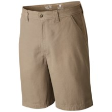 Mountain Hardwear Cordoba Casual Shorts - UPF 50 (For Men) in Khaki - Closeouts