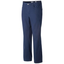 Mountain Hardwear Cordoba Gene V2 Pants - UPF 50 (For Men) in Collegiate Navy - Closeouts