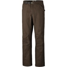Mountain Hardwear Cordoba Pants - Cotton Canvas (For Men) in Cordovan - Closeouts