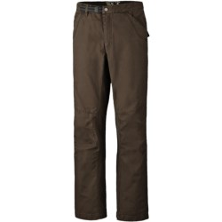 Mountain Hardwear Cordoba Pants - Cotton Canvas (For Men) in Abyss