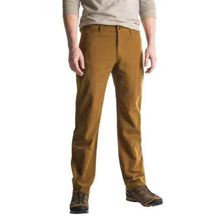 Mountain Hardwear Cordoba Pants (For Men) in Golden Brown - Closeouts