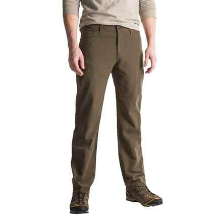 Mountain Hardwear Cordoba Pants (For Men) in Tundra - Closeouts