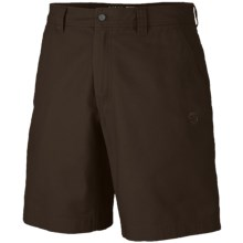 Mountain Hardwear Cordoba Shorts - UPF 50 (For Men) in Cordovan - Closeouts
