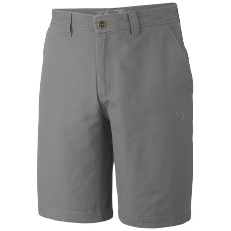 Mountain Hardwear Cordoba Shorts - UPF 50 (For Men) in Titanium