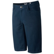 Mountain Hardwear Cordoba V.2 Shorts - UPF 50 (For Men) in Collegiate Navy - Closeouts