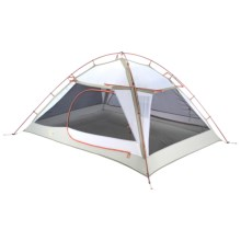 Mountain Hardwear Corners 3 Tent with Footprint - 3-Person, 3-Season in Humbolt/Silver - Closeouts