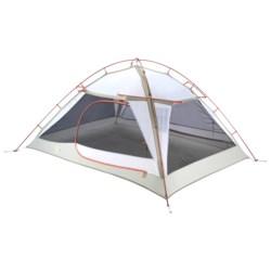 Mountain Hardwear Corners 3 Tent with Footprint - 3-Person, 3-Season in Humbolt/Silver