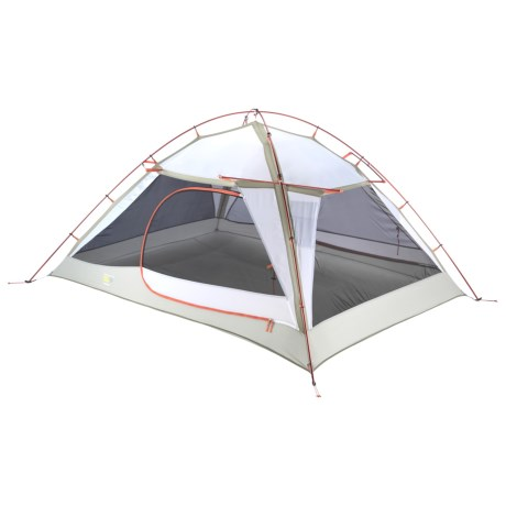 Mountain Hardwear Corners 3 Tent with Footprint - 3-Person, 3-Season in Humbolt/Silver