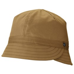 Mountain Hardwear Cotton-Hemp Bucket Hat (For Women) in Mesquite