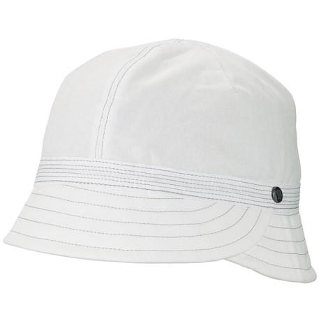 Mountain Hardwear Cotton-Hemp Bucket Hat (For Women) in Sea Salt