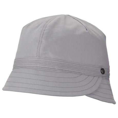 Mountain Hardwear Cotton-Hemp Bucket Hat (For Women) in Espresso