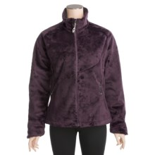 Mountain Hardwear Countess Fleece Jacket - Conduit® (For Women) in Nebiola - Closeouts