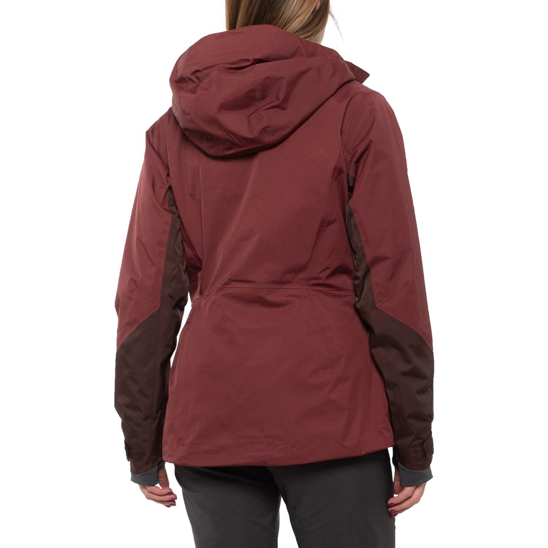 Mountain Hardwear Cranstand Barnsie Ski Jacket For Women