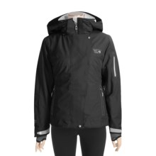 Mountain Hardwear Dauphine Gore-Tex® Jacket - Waterproof (For Women) in Black - Closeouts