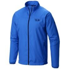 Mountain Hardwear Dawnlight Jacket (For Men) in Hyper Blue - Closeouts