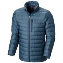 Mountain Hardwear Debark Down Jacket - 650 Fill Power (For Men) in Zinc - Closeouts