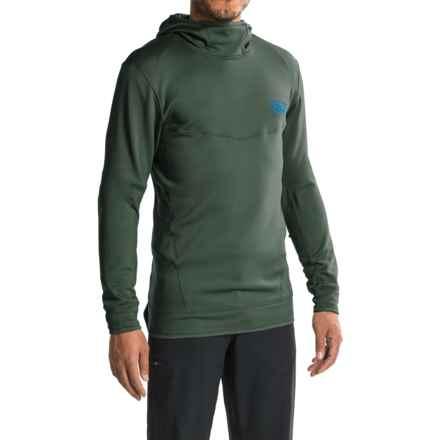 Mountain Hardwear Desna Alpen Fleece Hoodie (For Men) in Dark Forest - Closeouts