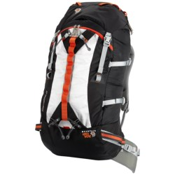 Mountain Hardwear Direttissima 46 Climbing Backpack - Internal Frame in Black