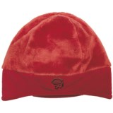 Mountain Hardwear Dome Meritage Beanie Hat - Double Shot Velboa Fleece (For Women)