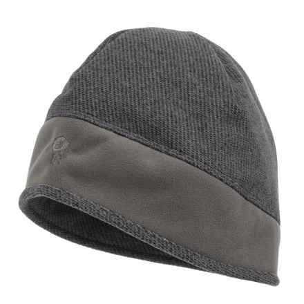 Mountain Hardwear Dome Perignon Beanie - Fleece (For Men and Women) in Shark - Closeouts