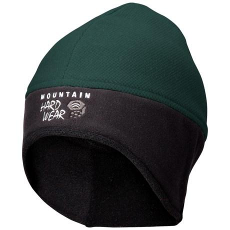 Mountain Hardwear Dome Perignon Beanie Hat - AirShield Fleece (For Men) in Vert