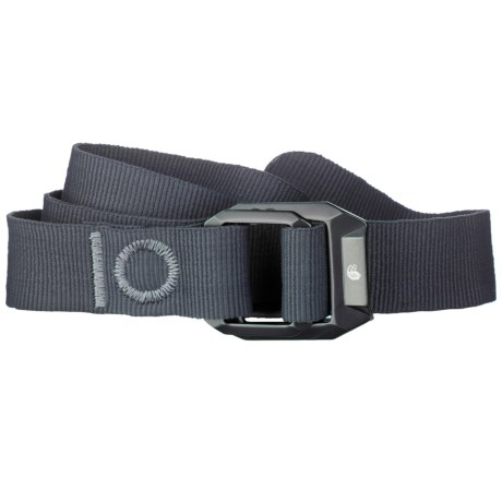 Mountain Hardwear Double Back Belt - Recycled Nylon (For Men and Women)