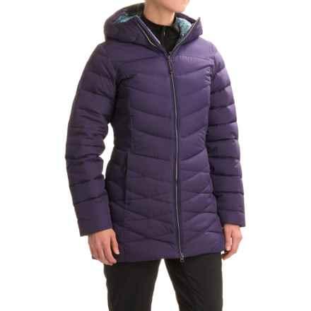 Mountain Hardwear Downhill Metro Down Coat - 700 Fill Power (For Women) in Indigo Blue - Closeouts