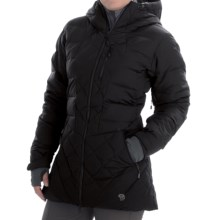 Mountain Hardwear Downhill Q.Shield® Down Parka - 700 Fill Power (For Women) in Black - Closeouts