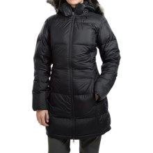Mountain Hardwear Downtown Down Coat - 650 Fill Power (For Women) in Black - Closeouts