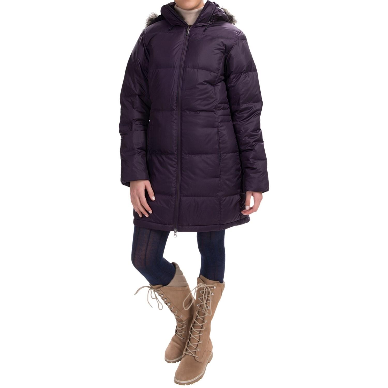 Mountain hardwear womens downtown coat