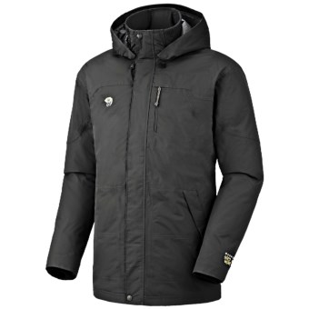 Mountain Hardwear Downtown Dry.Q Core Down Coat - Waterproof, 650 Fill Power(For Men)