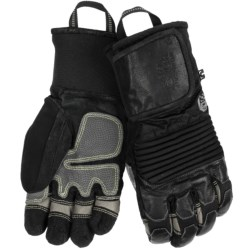 Mountain Hardwear Dragon's Claw Gloves - Waterproof, Insulated (For Men) in Inca Gold
