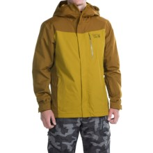 Mountain Hardwear Dragons Back Dry.Q® Core Ski Jacket - Waterproof, Insulated (For Men) in Underbrush - Closeouts