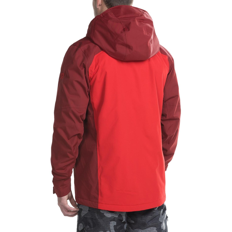 Mountain Hardwear Dragons Back Dry Q 174 Core Ski Jacket For