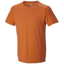 Mountain Hardwear Dryhiker T-Shirt - UPF 25, Short Sleeve (For Men)