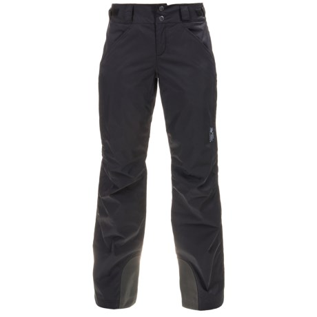 Mountain Hardwear Dry.Q® Core Returnia Ski Pants - Waterproof, Insulated (For Women) in Black
