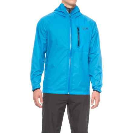 Mountain Hardwear Dry.Q® Core Supercharger Jacket - Waterproof (For Men) in Dark Compass - Closeouts