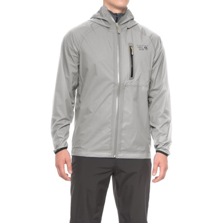 Mountain Hardwear Dry.Q Core Supercharger Men Waterproof Jacket