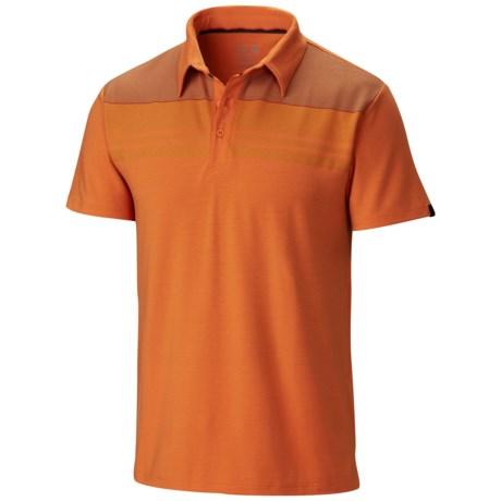 Mountain Hardwear DrySpun Short Sleeve Polo
