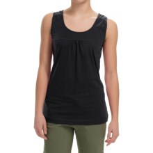 Mountain Hardwear DrySpun T-Shirt - Sleeveless (For Women) in Black - Closeouts